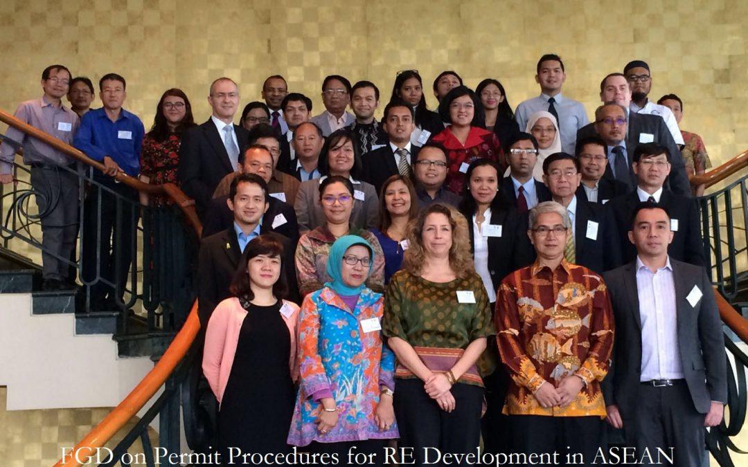 ASEAN RENEWABLE ENERGY WORKSHOP
