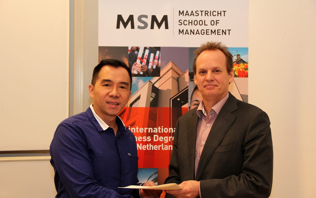 AWARDS FROM THE NETHERLANDS