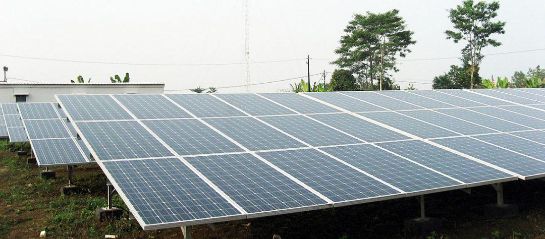 BUMI RATU OFFGRID SOLAR POWER PLANT IN LAMPUNG BARAT (2013)