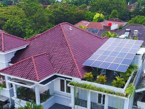 BOGOR ROOFTOP SOLAR POWER SYSTEM (2016)