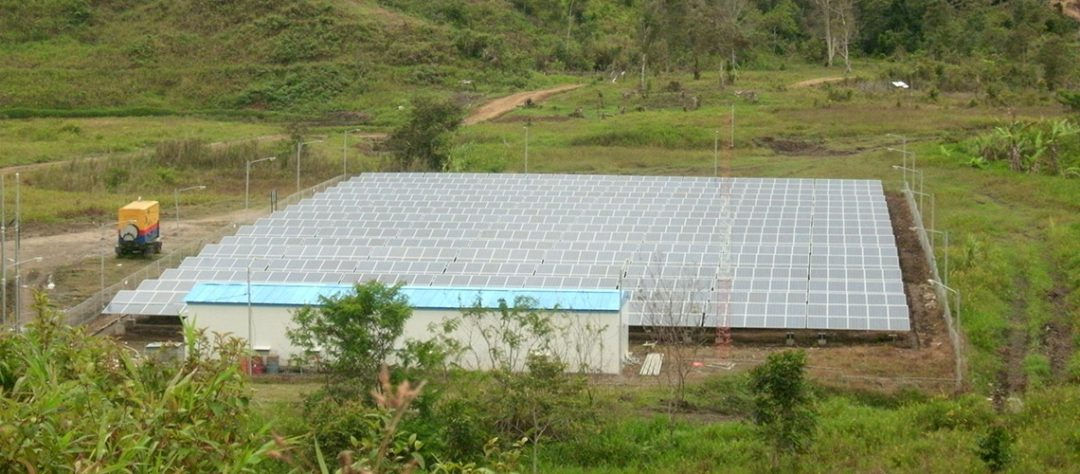 300 KWP OKSIBIL HYBRID SOLAR POWER SOLUTION