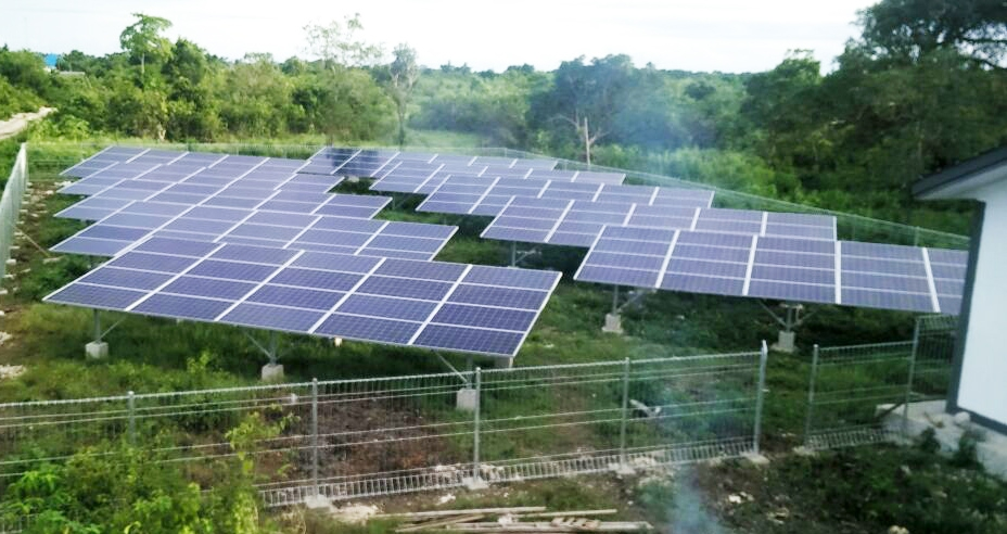 WAKATOBI AIRPORT SOLAR POWER PROJECT (2016)
