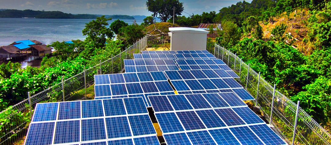 JERET OFF-GRID SOLAR POWER PLANT IN HALMAHERA SELATAN