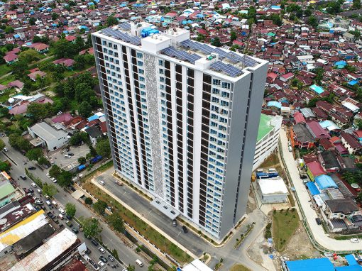 PERTAMINA BALIKPAPAN APARTMENT BUILDING (2017)
