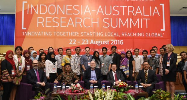 INDO AUS RESEARCH SUMMIT 2016