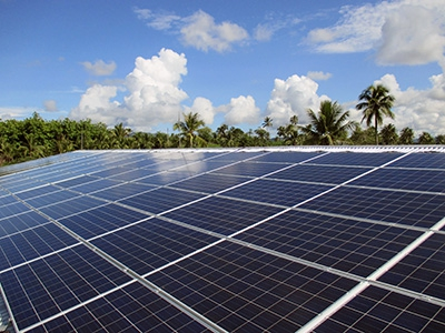 SOLAR ROOFTOP FOR INDUSTRIAL NEED