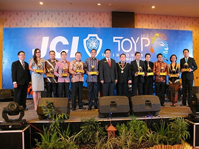 TEN OUTSTANDING YOUNG PERSONS 2015