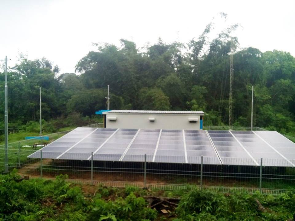OFF-GRID SOLAR POWER PLANTS IN SOUTH EAST SULAWESI (2014)