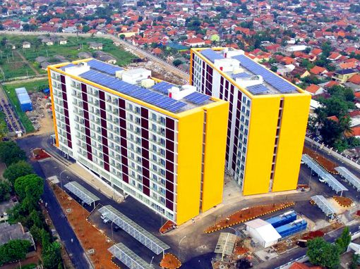 PERTAMINA CILACAP APARTMENT BUILDING (2017)